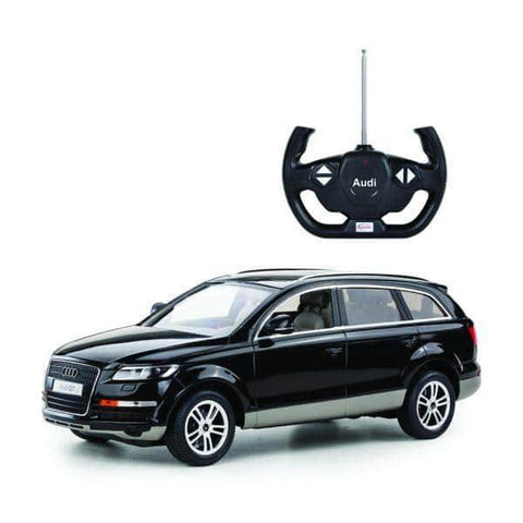 Official Audi Q7 RC Car 1:14 Scale – Black