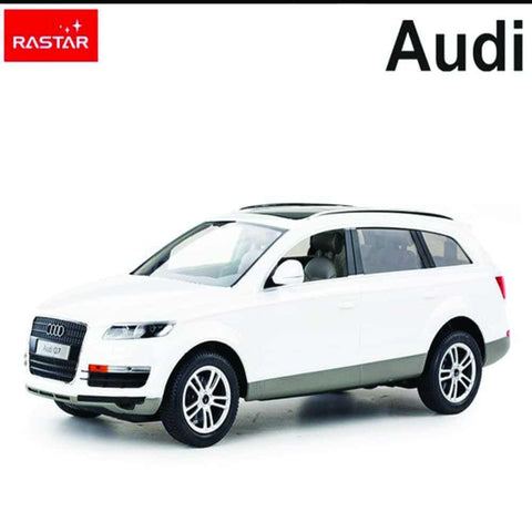 Official Audi Q7 RC Car 1:14 Scale – White