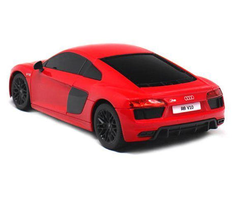 Official Audi R8 RC Car 1:14 Scale – Red