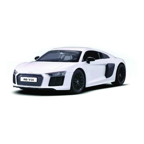 Official Audi R8 RC Car 1:14 Scale – White