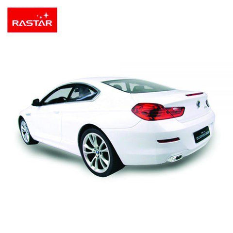 Official BMW 6 Series RC Car 1:14 Scale – White