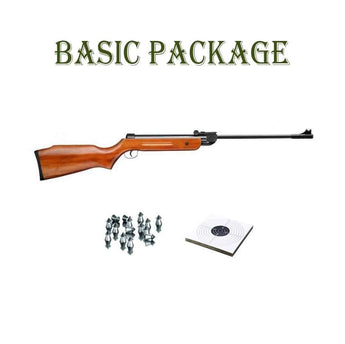 Snow Peak Airgun Mod. B1-4 (.22 Cal.) Basic Package