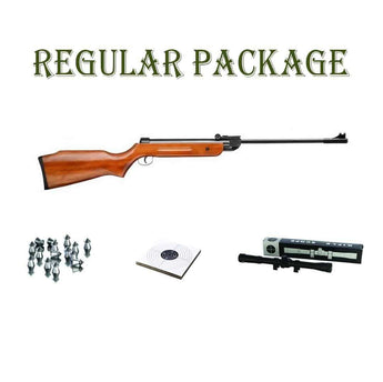 Snow Peak Airgun Mod. B1-4 (.22 Cal.) Regular Package