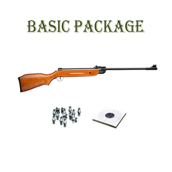 Snow Peak Airgun Mod. B2-4 (.22 Cal.) Basic Package