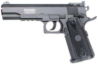 Swiss Arms P1911 Match Co2 .177 Cal