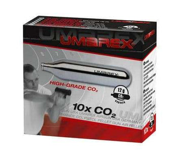 Umarex CO2 Capsules, content 12 g Pack of 10