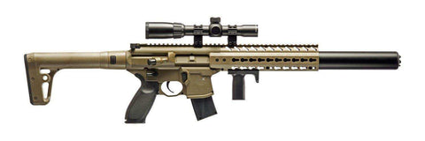 Sig Sauer MCX FDE with Scope