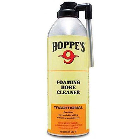 Foaming Bore Cleaner by Hoppes 9