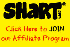Shart.com Shart T-Shirt Display Frame Affiliate Program Join Here