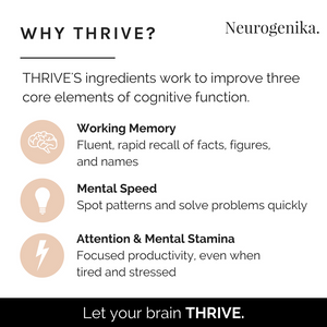 Strive - The Complete Nootropic Toolkit