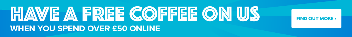 Free Coffee Banner