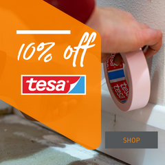 10% Off Tesa products   P&D Show Exclusive offers