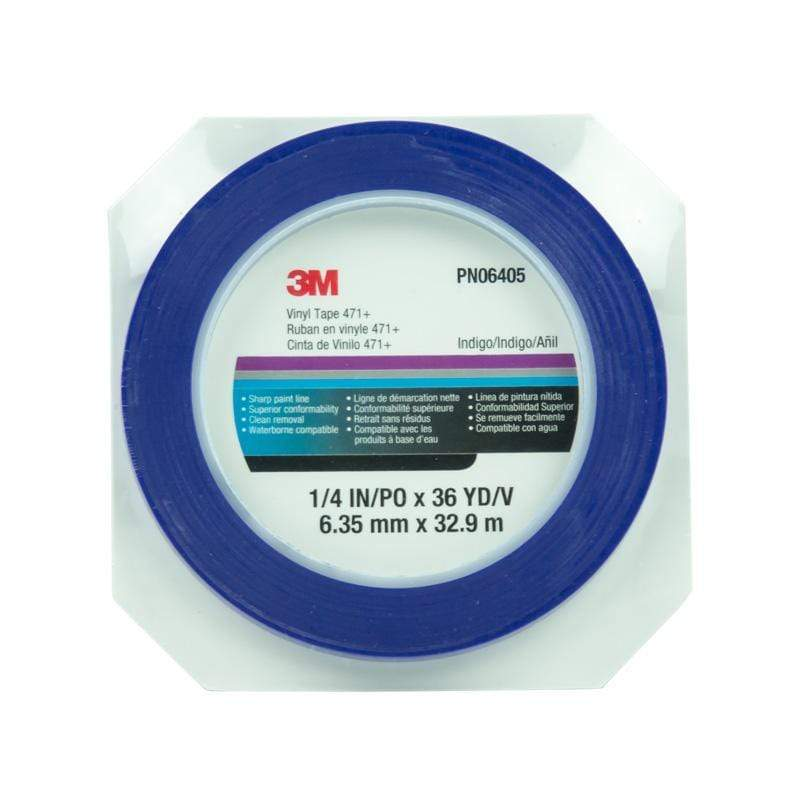3M 471 Blue Fine Lining Tape | 3M | Masking Tapes | Univar Specialty Consumables