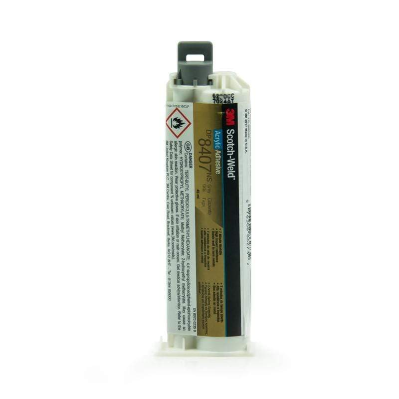 3M Structural Adhesives 3M Scotch-Weld DP8407NS Metal Bonder Acrylic Adhesive 610602746