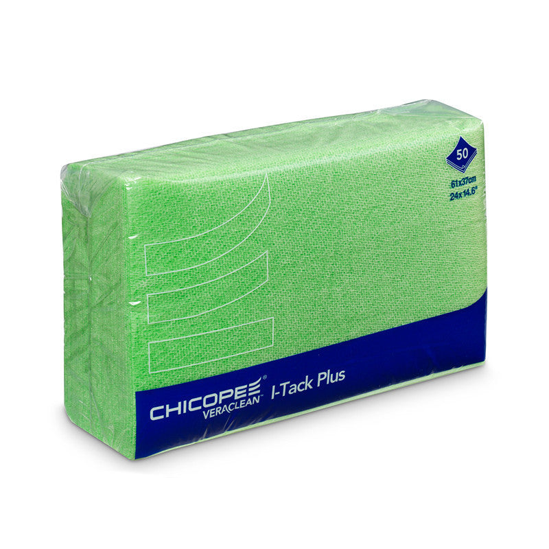 Chicopee Veraclean I-Tack Plus cloths | Univar Specialty Consumables