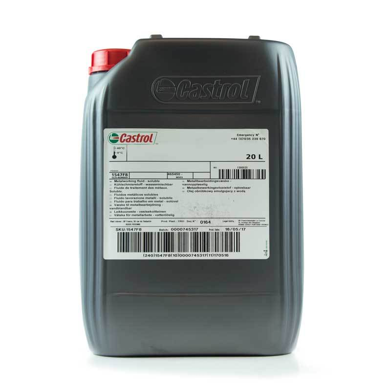 Castrol Almaredge Bi Metal Working Fluid