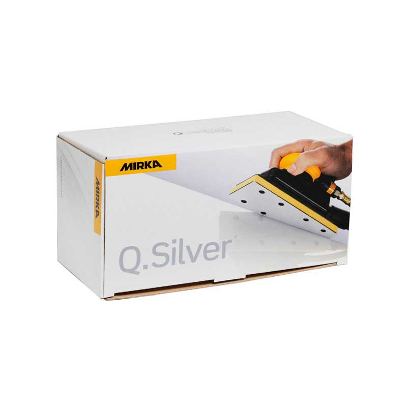 Mirka Q.Silver sanding strips (Pack of 100)