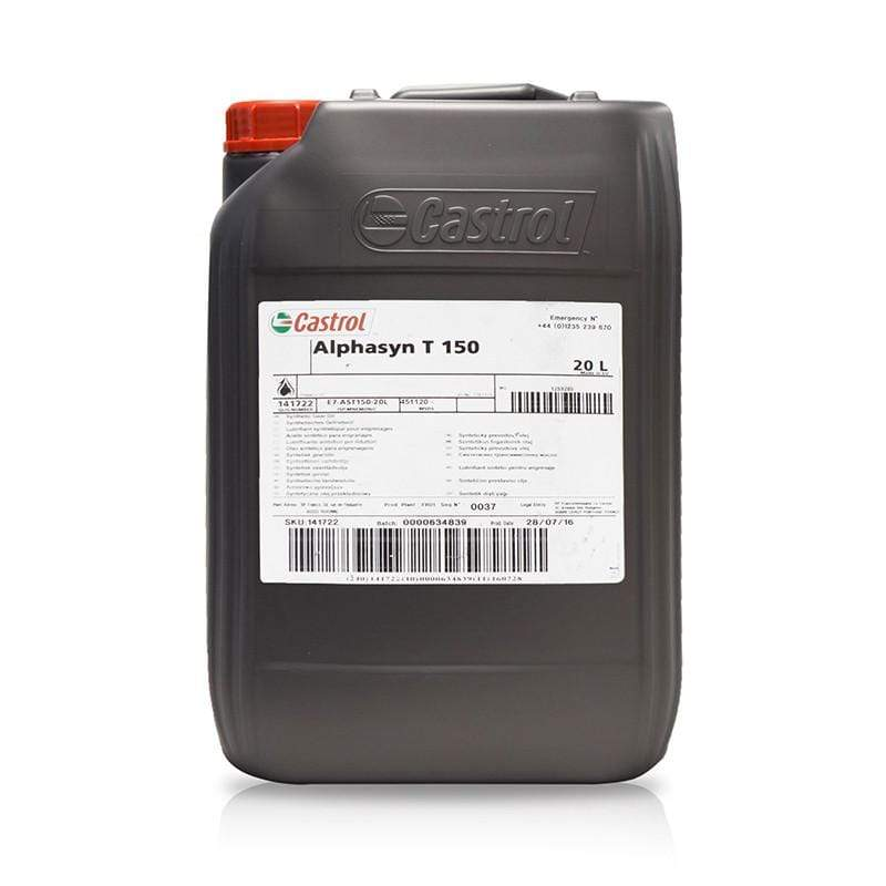 Castrol Gear Oils Castrol Alphasyn T Synthetic Gear Oil 800141722