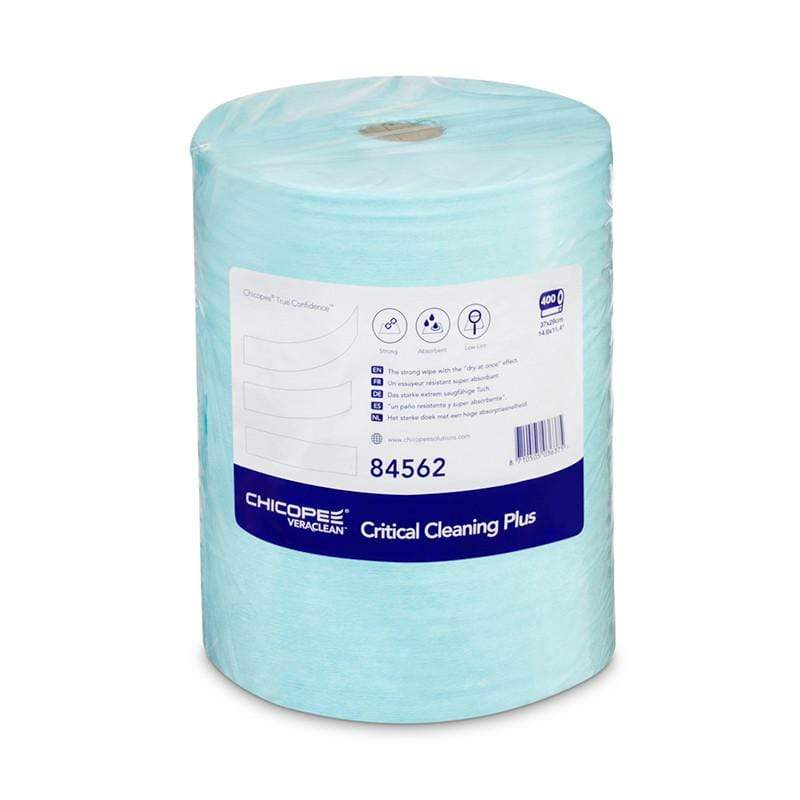 Chicopee Specialist Wipes Chicopee Veraclean Critical Cleaning Plus wiper roll 610501595