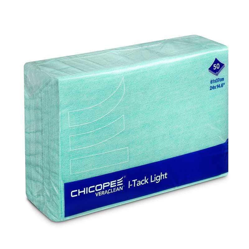 Chicopee Specialist Wipes Chicopee Veraclean I-Tack light wipes (Pack of 400) 610501620