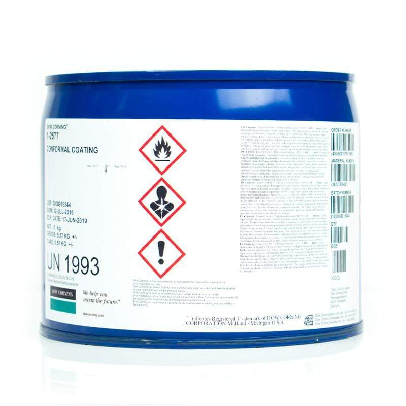 Dow 1-2577 Conformal Coating | Dow | Conformal Coatings | Univar Specialty Consumables