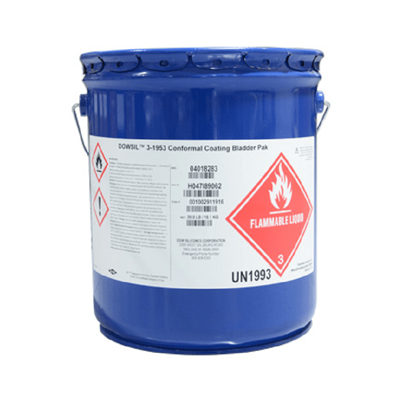 Dow 3-1953 Bladder Pack 18.1KG | Dow | Conformal Coatings | Univar Specialty Consumables