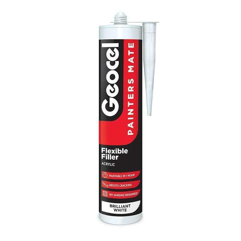 Geocel Fillers Geocel Painters Mate Flexible Caulk 310ml 610902030