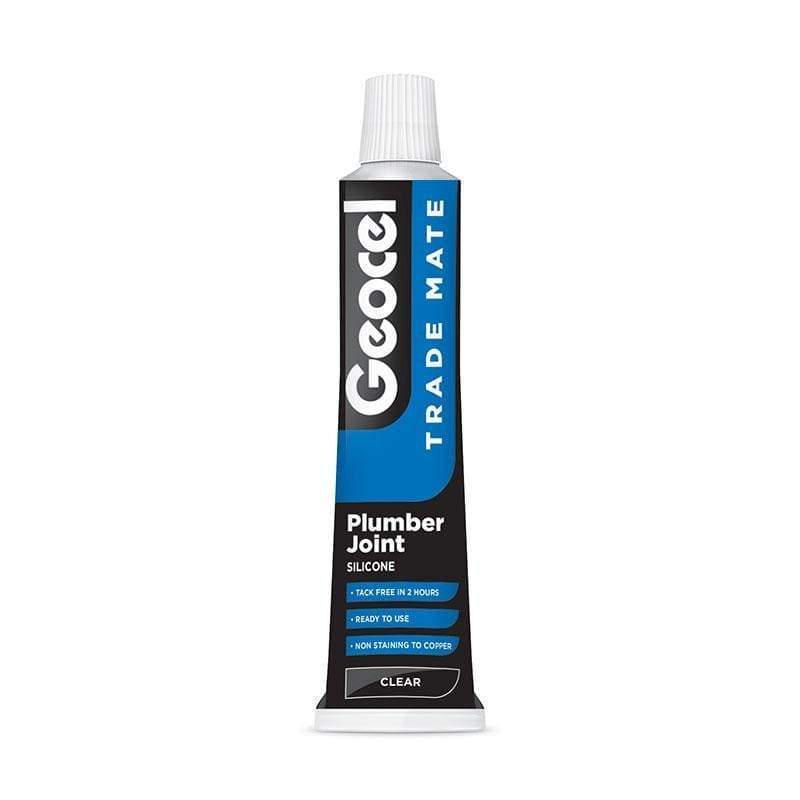 Geocel Trade Mate Plumber Joint Silicone 50ml | Geocel | Silicone Sealants | Univar Specialty Consumables