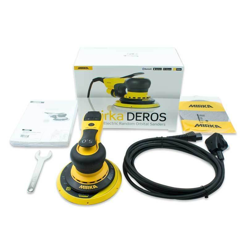 Mirka Deros 650CV Electric Sander 150mm | Mirka | Electric Sanders | Univar Specialty Consumables
