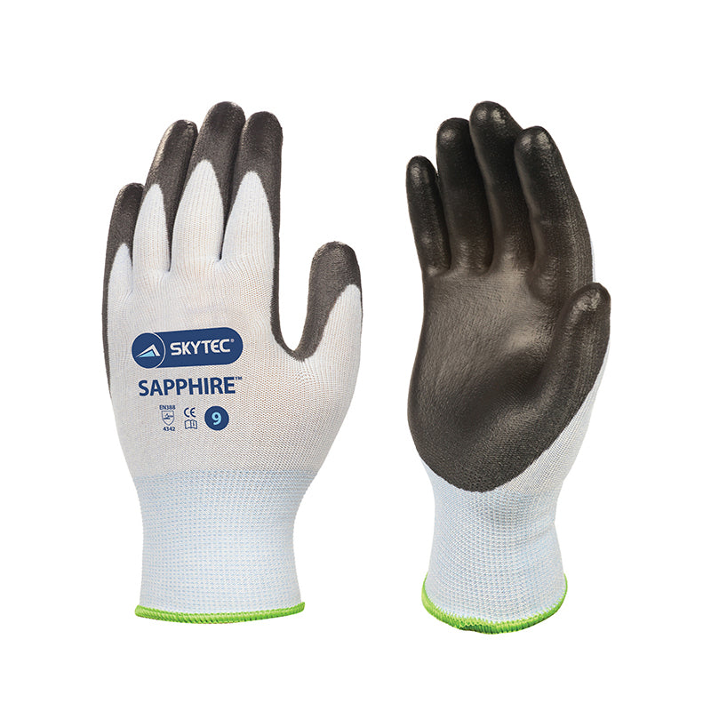 Skytec Sapphire Cut Resistant Level 3 Safety Gloves