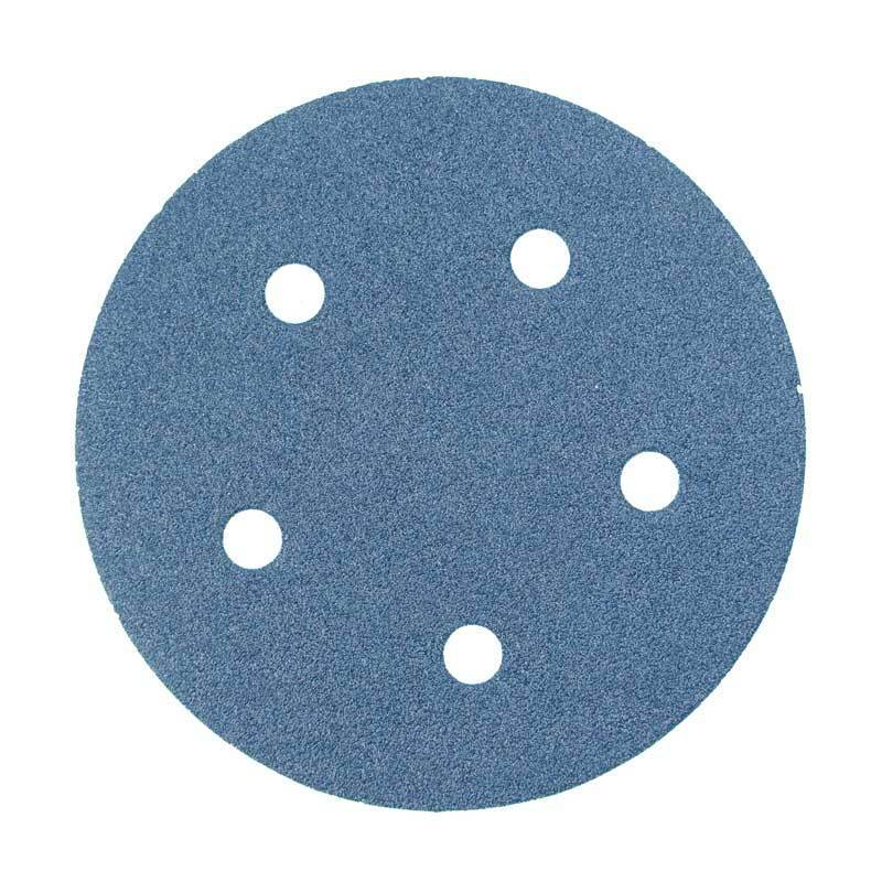 Sia 1815 Siafast 125mm Sanding Discs (Pack of 100) | Sia | Sanding Discs | Univar Specialty Consumables