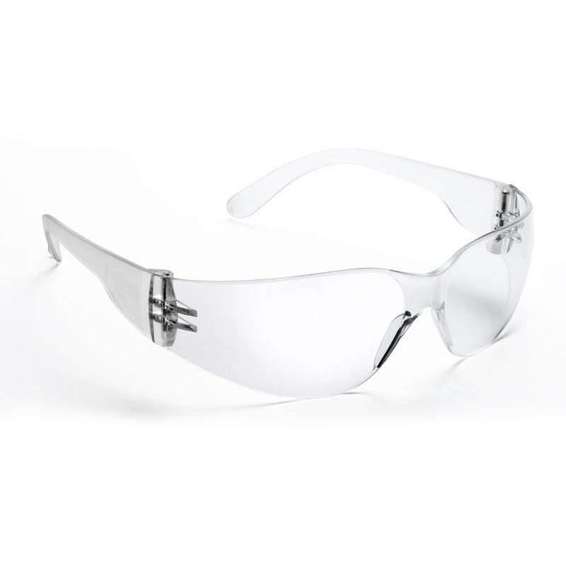 Univet Safety Glasses Univet 568 Lightweight Anti-Scratch Safety Glasses 610405057