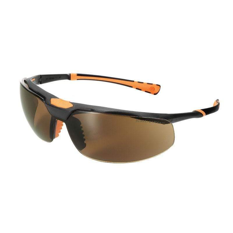 Univet Safety Glasses Univet 5X3 Wrap-around Safety Sunglasses 610405065