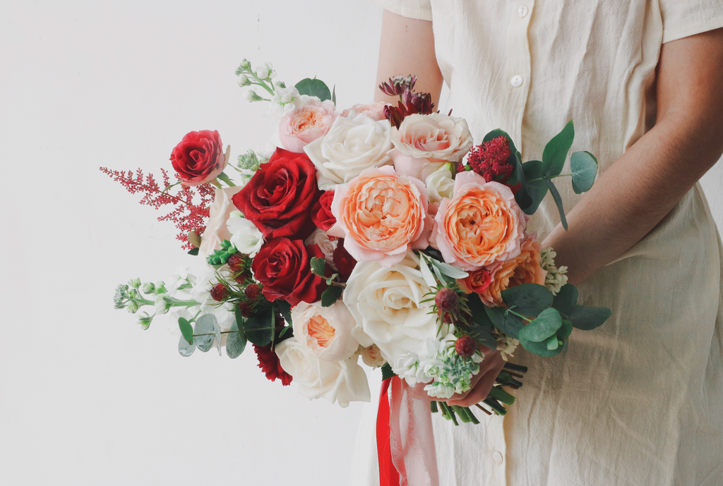 #FlowerCrushFriday - Bridal Edition