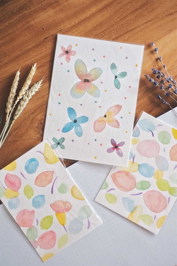 Fruity (Set of 3 Cards) | by L - hello flowers!