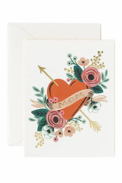 Mom Forever Greeting Card by Rifle Paper Co. - hello flowers!