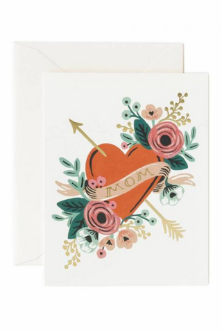Mom Forever Greeting Card by Rifle Paper Co. - helloflowerssg