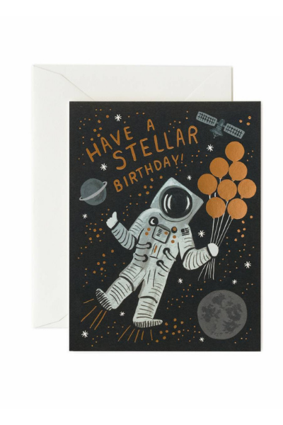 Stellar Birthday Card by Rifle Paper Co. - helloflowerssg