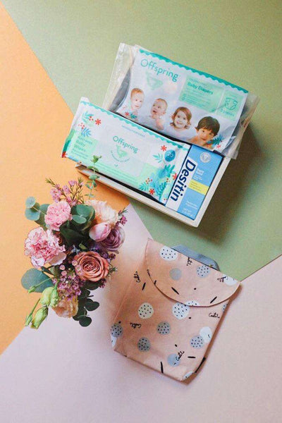 Baby Gift Box | Wee-are ready for you! - helloflowerssg