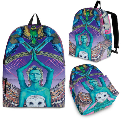 Another World's Soul - Backpack