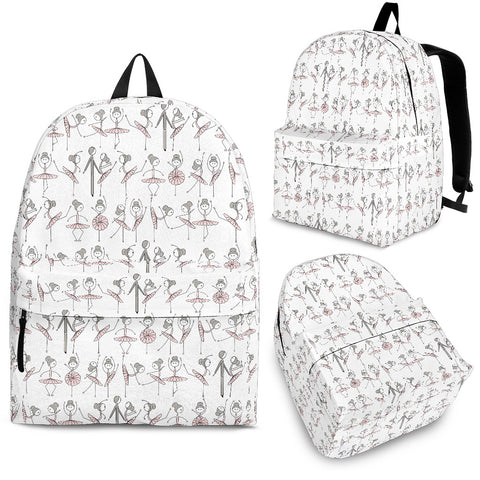 Bitty Ballerina Backpack
