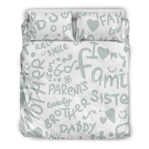 FAMILY BEDDING SET