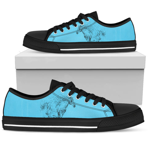 Blue Horse Women's Low Top Shoe