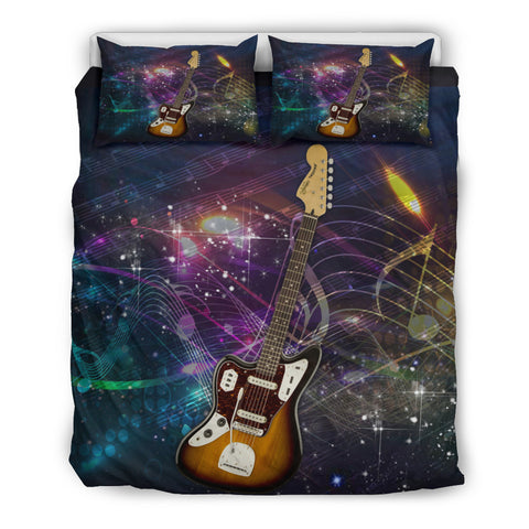 Stunning Guitar Lovers Bedding
