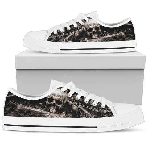 Men's Low Tops Macabre (White Sole)