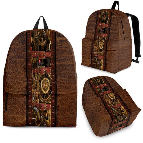 Steampunk Backpack