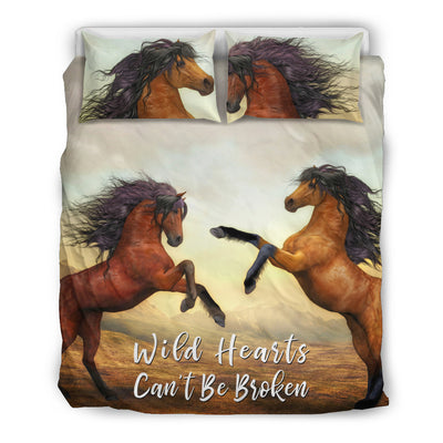 Wild Hearts Can't Be Broken Bedding Set