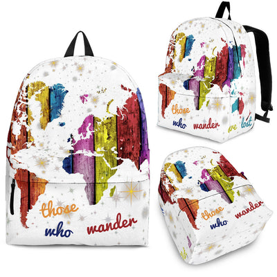 Wanderlust1 - Backpack