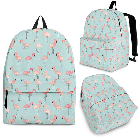 FLAMINGO MINT BACKPACK
