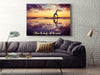 Large Canvas Modern Wall Art Home Decor - Move the Body Still the Mind Canvas Print